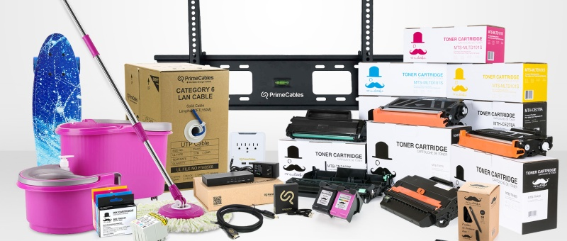 Online shopping, Canadian printer cartridges supplies, office supplies, cables, wall mounts